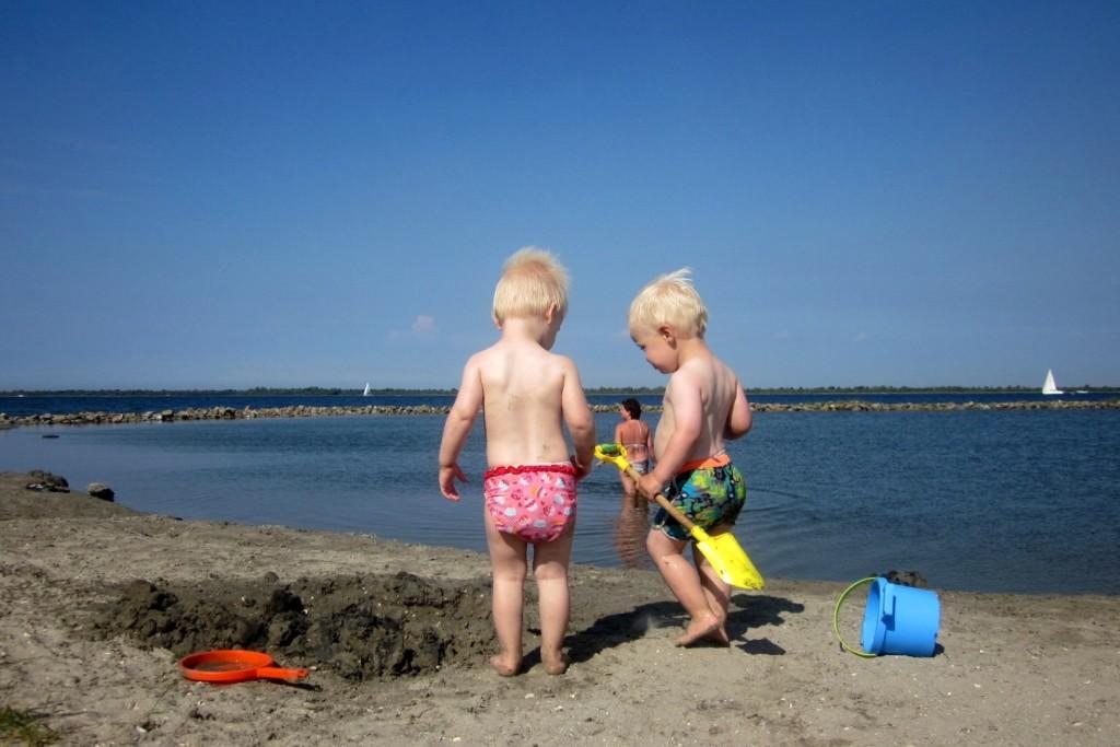 Strandje van Bommenede