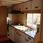 Stacaravan keuken (Large)