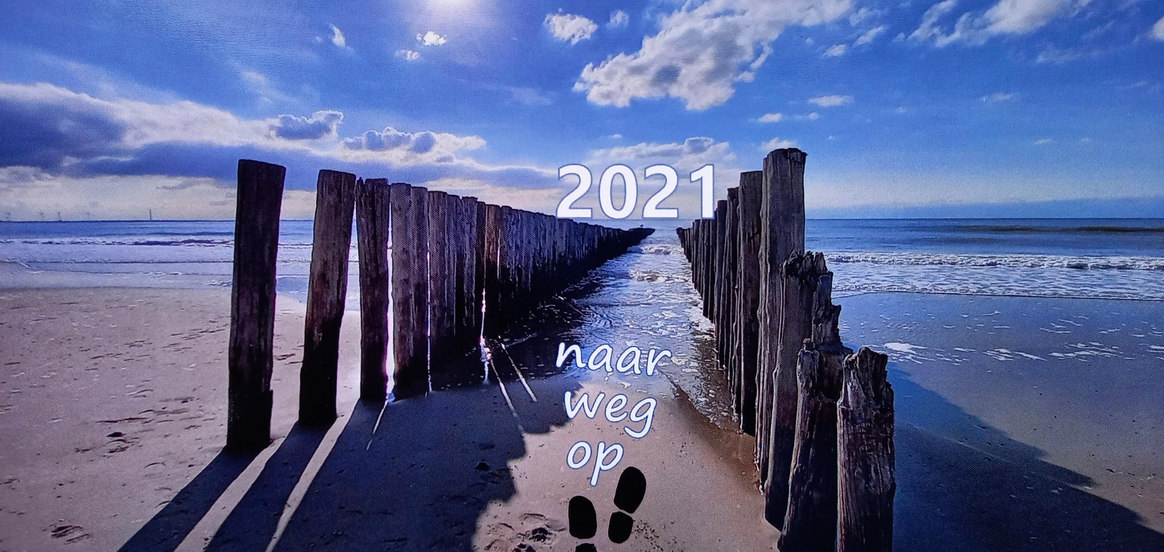 Op weg naar 2021